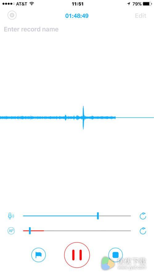 录音机Pro测评:录音原来如此简单1