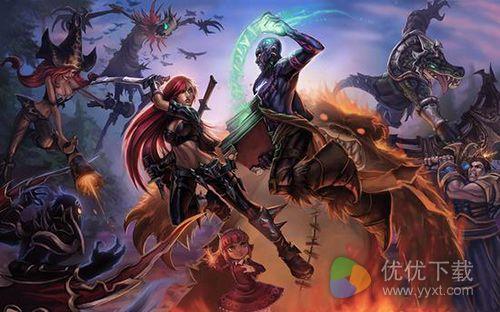 英雄联盟停止对XP系统的支持 11月起正式开始