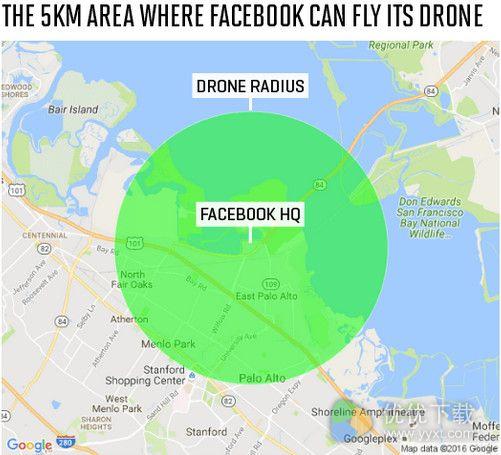 Facebook向美国申请建立无线网络