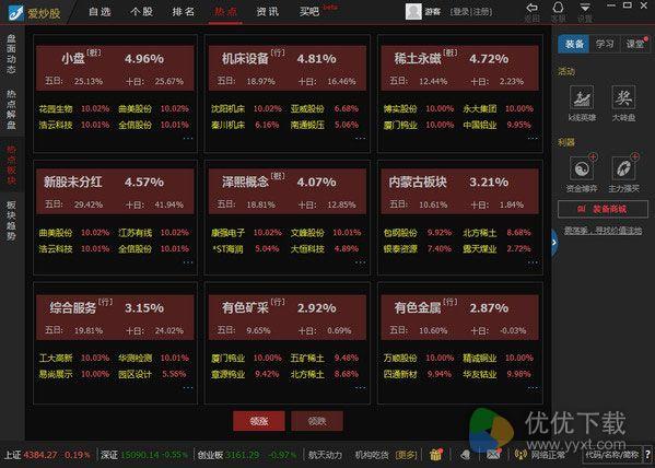 益盟爱炒股官方版 v2.2.8 - 截图1