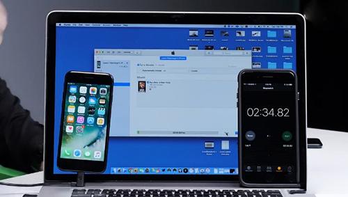 iPhone7内存不同速度有差?实测差距惊人!3