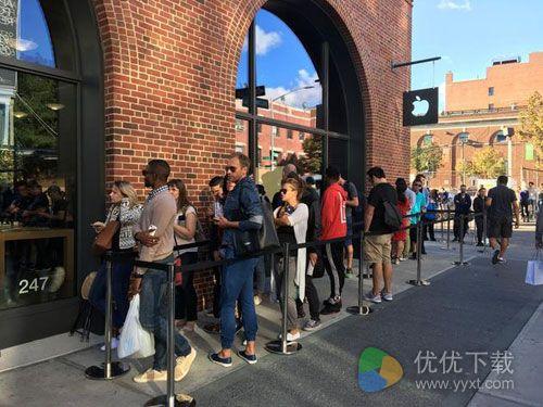 iphone 7系列销量