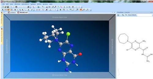 ChemBioOffice Ultra 正式版 V14.0.0.117 - 截图1