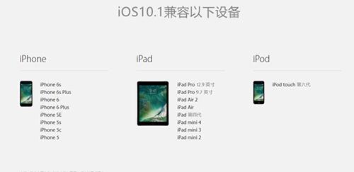 iOS10.1正式版固件下载地址大全