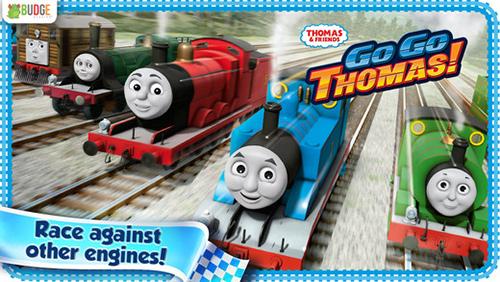 托马斯和朋友:快跑托马斯iOS版 V1.3 - 截图1