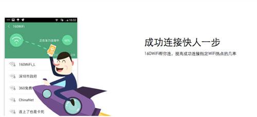 160wifi手机版为你守护网络安全3
