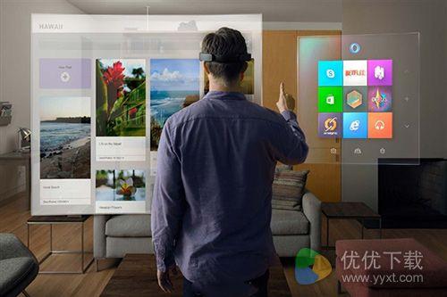 微软CEO宣战 错过智能手机但绝不错过AR,VR2