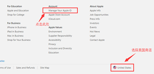 无需翻墙及信用卡申请美日区Apple ID教程1