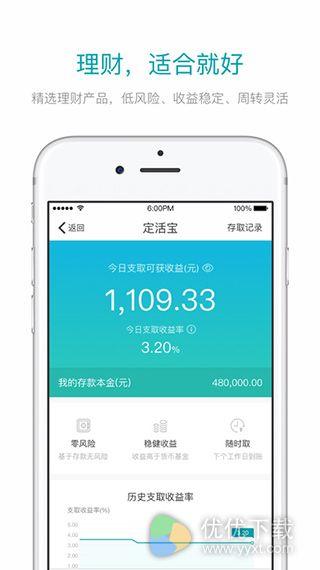 网商银行iOS版 V1.9.1.101604 - 截图1