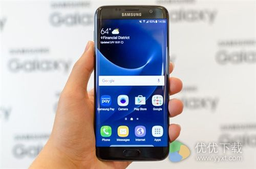 三星新旗舰机曝光 Galaxy S8拍照强大外形美丽2