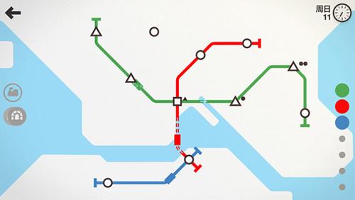 Mini Metro测评:让你欲罢不能的地铁设计游戏3