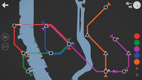 Mini Metro测评:让你欲罢不能的地铁设计游戏6