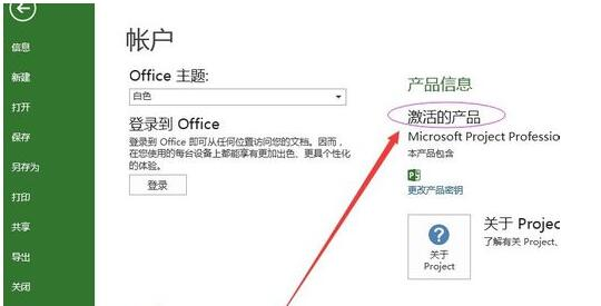 office project 2013 64位