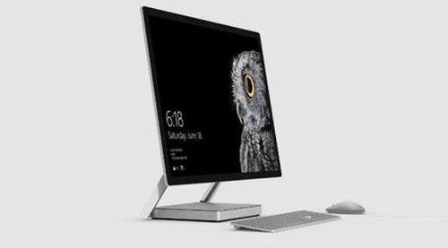微软Surface Studio一体机:延迟至2017发货