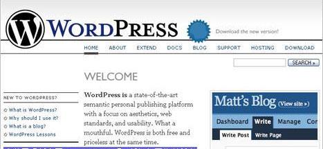 WordPress免费版 V4.7.1 - 截图1