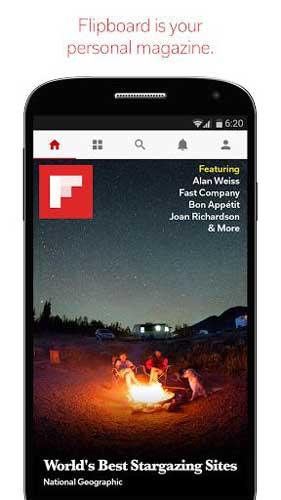 Flipboard安卓版 v3.4.15 - 截图1