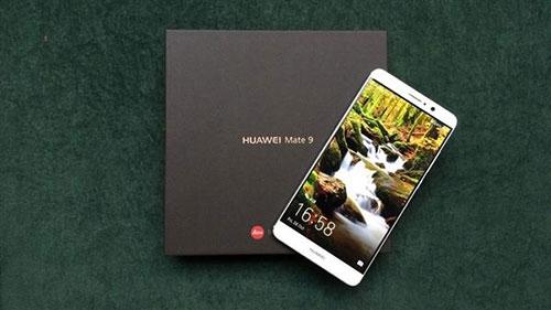 华为Mate 9今日发布 搭载最强处理器配备5.9寸屏幕