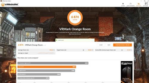 PC VR跑分软件VRMark发布3