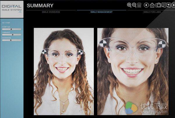 Digital Smile System(数字微笑系统)官方版 v1.7.3 - 截图1