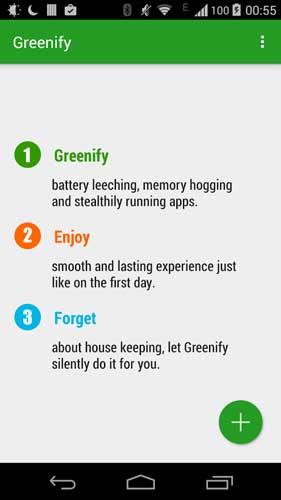 绿色守护安卓版 V3.0 - 截图1