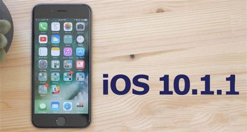 苹果IOS10.1重新发布
