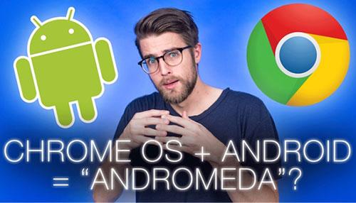 谷歌加速开发新系统Andromeda Android或被抛弃2