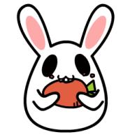黑眼兔QQ表情包下载