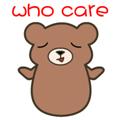 黑眼熊表情包下载