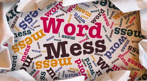 Word Mess测评:单词找茬其乐无穷1