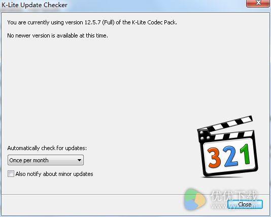 K-Lite Codec Pack Full官方版 V12.5.7 - 截图1
