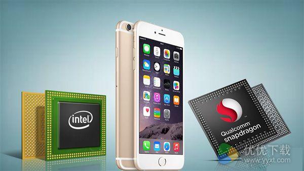 苹果故意限制iPhone 7高通基带性能