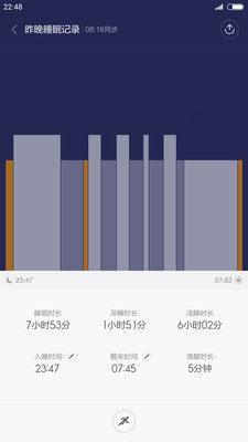 小米运动安卓版 v2.2.12 - 截图1