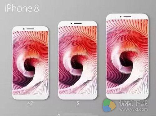 iPhone8有白色的吗?
