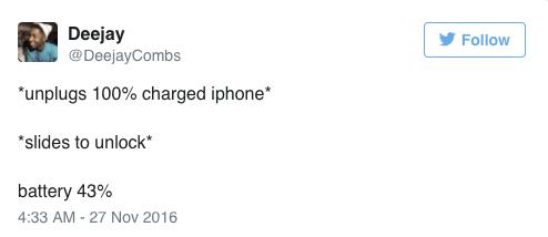 升级到iOS10.1.1,iPhone6S/6/5S电池近乎残废