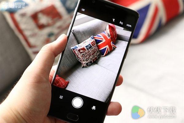 国产最强骁龙821手机?一加3T真机图赏