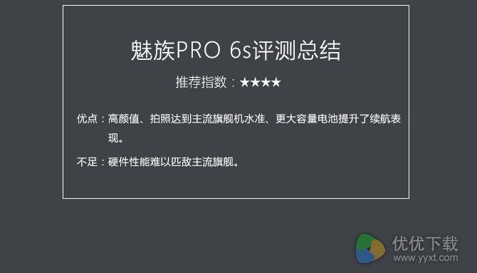 魅族PRO 6s续航能力如何?