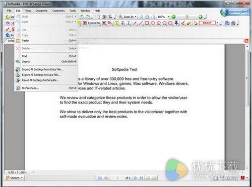 PDF-XChange Pro电脑版 v2.5 - 截图1