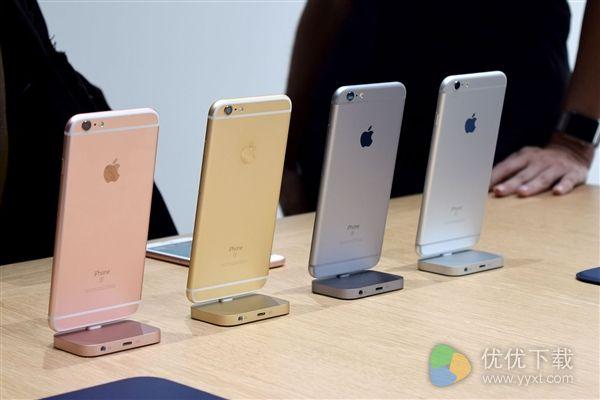 苹果6S意外关机原因是什么