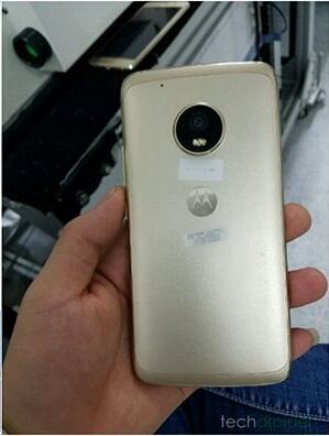 Moto X真机曝光