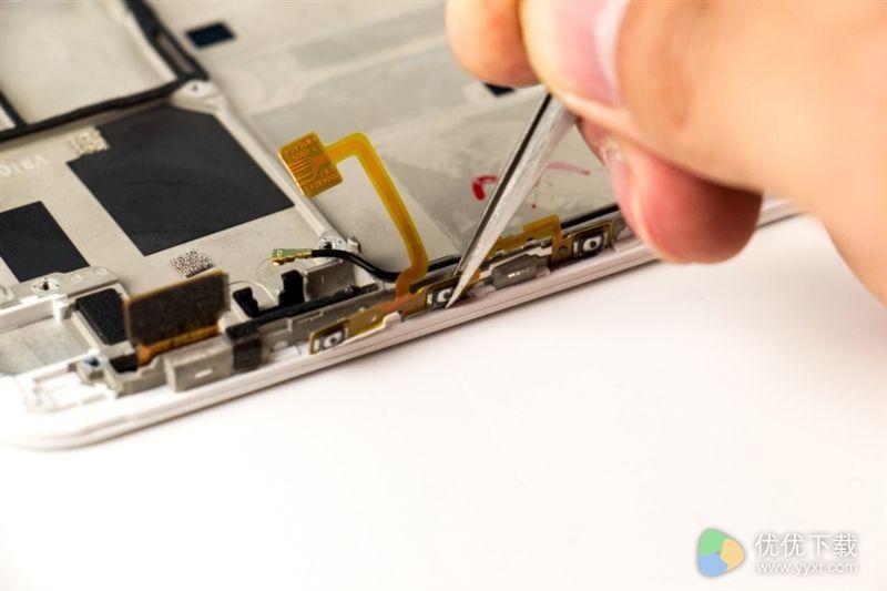做工没得喷 vivo X9真机拆解:前置双摄长这样