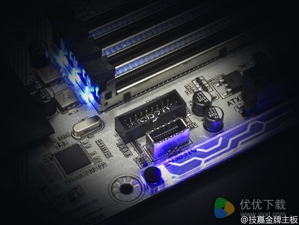 USB3.1主板