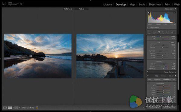 Lightroom及Camera Raw后期处理软件