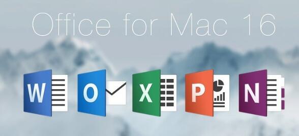 Office for Mac 2016简体中文版