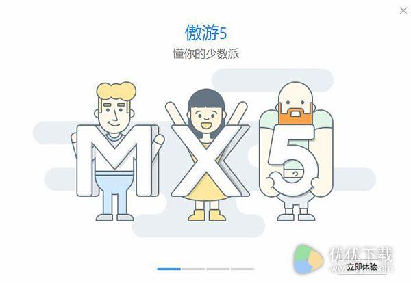 傲游云浏览器5国际绿色版 v5.0.2.900 - 截图1