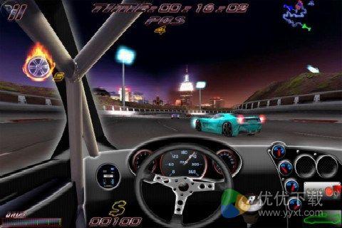 极限赛车N苹果版 v1.1 - 截图1