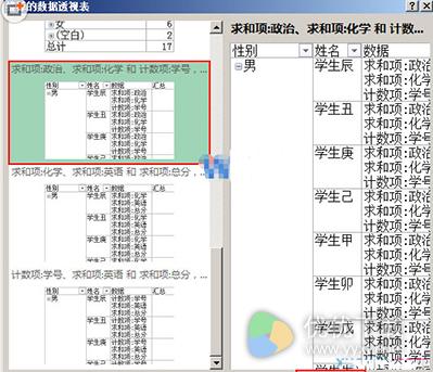 Excel2013数据透视表制作方法教程
