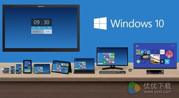 Windows 10各版本对比图