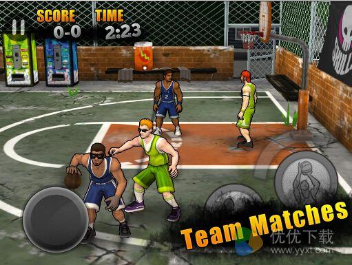 街头篮球安卓版 v2.2.9 - 截图1