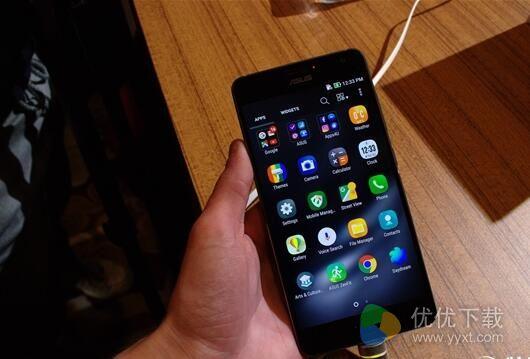 全球首款8GB内存手机真机图赏