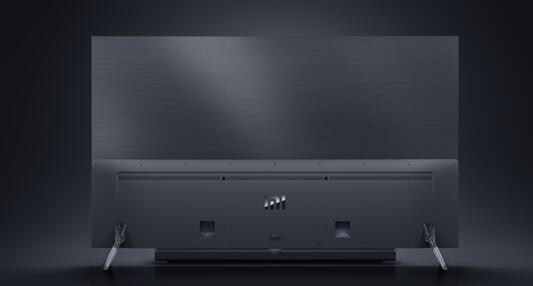 小米电视4图赏:无边框的极超薄电视